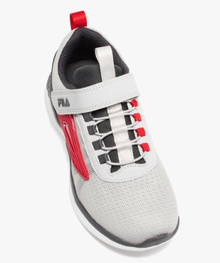 Baskets garçon style running en mesh – Fila Newmodel vue5 - FILA - Nikesneakers