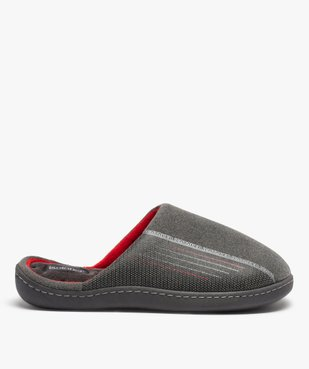 Chaussons homme forme mule - Isotoner vue1 - ISOTONER - GEMO