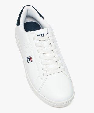 Basket homme bicolore - Fila Crosscourt 2 F Low vue5 - FILA - Nikesneakers