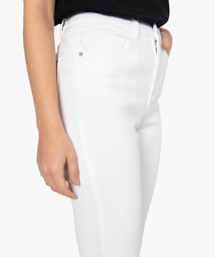 Jean femme coupe Flare taille haute vue2 - GEMO(FEMME PAP) - GEMO