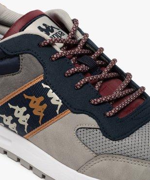 Baskets homme multicolores à lacets – Kappa Jolino vue6 - KAPPA - GEMO