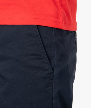 Pantalon chino homme coupe regular vue2 - GEMO (HOMME) - GEMO