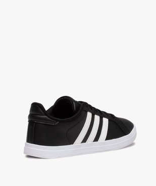 Tennis femme bicolores à lacets – Adidas Courtpoint vue4 - ADIDAS - Nikesneakers