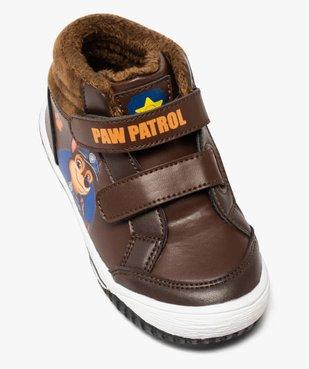 Boots garçon à scratch - Pat' Patrouille vue5 - PAT PATROUILLE - GEMO
