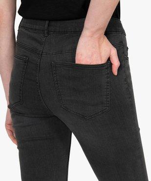 Jean femme skinny taille normale vue2 - GEMO C4G FEMME - GEMO