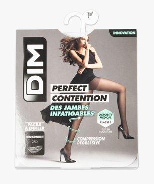 Collants femme de contention transparents – Perfect Contention DIM vue4 - DIM - GEMO