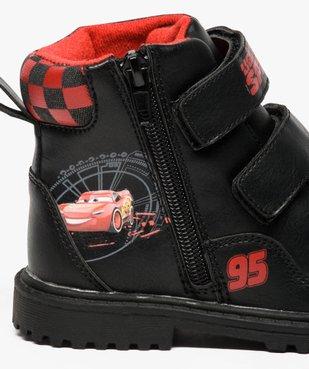 Boots à bandes scratch et semelle crantée - Cars vue6 - CARS - GEMO