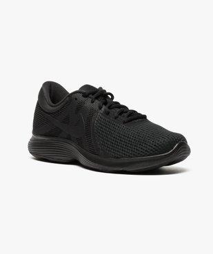 Basket homme unie en mesh Revolution 4 - Nike vue2 - NIKE - GEMO