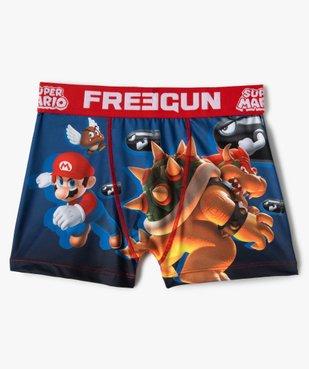 Boxer garçon imprimé Super Mario - Freegun vue1 - FREEGUN - GEMO