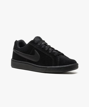 Baskets basses en suédine Nike vue2 - NIKE - GEMO