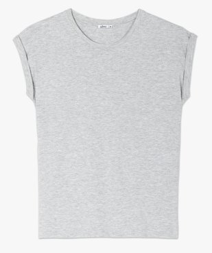 Tee-shirt femme à manches courtes et col rond vue4 - Nikesneakers C4G FEMME - Nikesneakers
