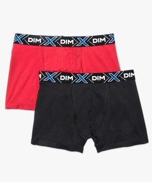 Boxer homme coton stretch X-Temp - Dim (lot de 2) vue1 - DIM - GEMO
