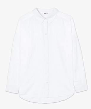 Chemise femme à rayures vue4 - GEMO(FEMME PAP) - GEMO