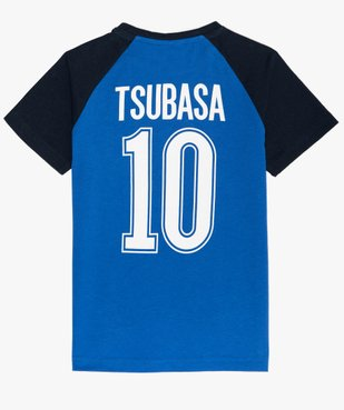 Tee-shirt garçon avec large motif – Captain Tsubasa  vue3 - CAPTAIN TSUBASA - GEMO