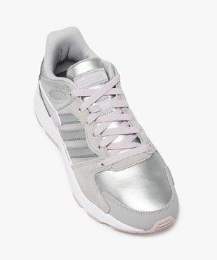 Baskets femme à semelle épaisse – Adidas vue5 - ADIDAS - Nikesneakers