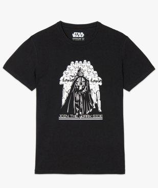 Tee-shirt homme à manches courtes imprimé - Star Wars vue4 - STAR WARS - GEMO