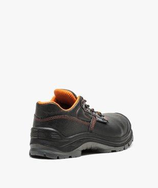Chaussures de sécurité S3 basses vue4 - GEMO (SECURITE) - GEMO