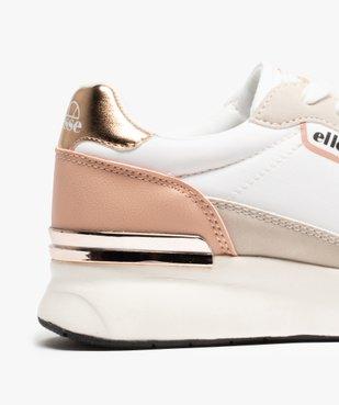 Baskets femme multi-matières à lacets - Ellesse vue6 - ELLESSE - Nikesneakers