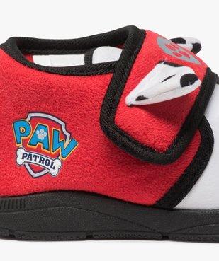 Chaussons garçon avec fermeture scratch – Pat Patrouille vue6 - PAT PATROUILLE - GEMO