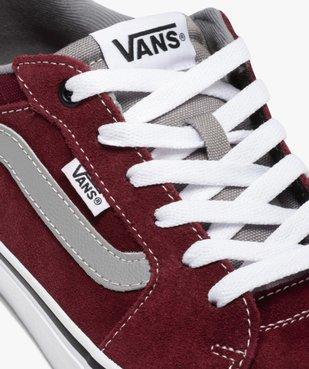 Baskets homme bicolores dessus cuir – Vans Retro Sport vue6 - VANS - GEMO
