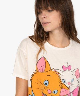 Tee-shirt femme large - Disney Animals vue2 - DISNEY DTR - GEMO