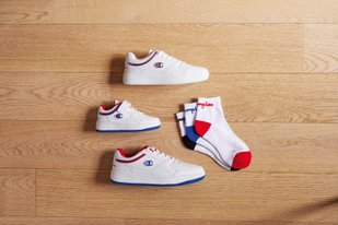 Baskets garçon à lacets – Champion Rebound vue6 - CHAMPION USA - Nikesneakers