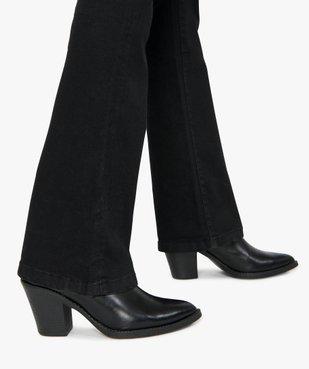 Jean femme coupe Bootcut – L30 vue2 - GEMO(FEMME PAP) - GEMO