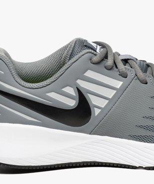 Basket basse garçon multi-matière à lacets – Nike Star Runner vue6 - NIKE - GEMO