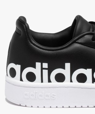 Baskets homme unies à lacets – Adidas Hoops 2.0 vue6 - ADIDAS - GEMO