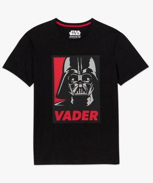 Tee-shirt homme avec motif Dark Vador – Star Wars vue4 - STAR WARS - GEMO