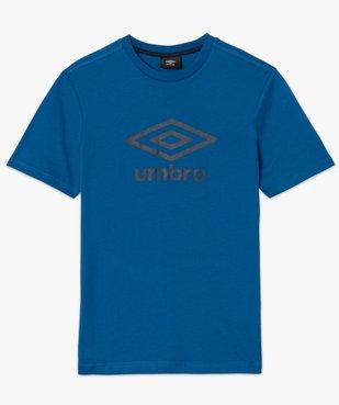 Tee-shirt homme à manches courtes à motif - Umbro vue4 - UMBRO - GEMO