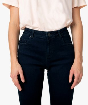 Jean femme coupe skinny 5 poches vue5 - GEMO(FEMME PAP) - GEMO