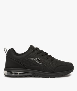 Baskets homme running monochromes - Airness vue1 - AIRNESS - Nikesneakers