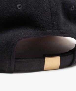 Casquette homme bicolore composée de laine vue3 - Nikesneakers (ACCESS) - Nikesneakers