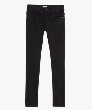 Jean garçon coupe skinny 5 poches vue1 - Nikesneakers (JUNIOR) - Nikesneakers
