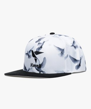Casquette à motifs colombe Kwell by Soprano vue2 - KWELL - GEMO