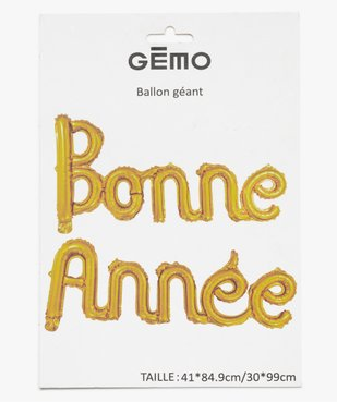 """Ballons gonflables """"Bonne année"""" vue1 - Nikesneakers (ACCESS) - Nikesneakers"""