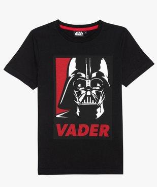 Tee-shirt garçon avec motif réfléchissant – Star Wars vue1 - STAR WARS - GEMO