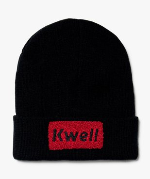 Bonnet en maille - Kwell vue1 - KWELL - GEMO