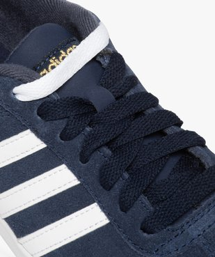 Tennis femme dessus cuir à lacets – Adidas Courtset vue6 - ADIDAS - Nikesneakers
