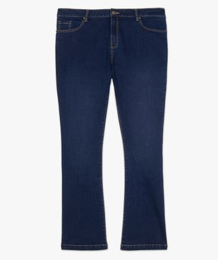 Jean femme coupe bootcut vue4 - GEMO (G TAILLE) - GEMO