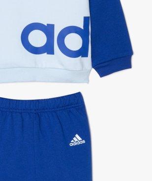 Ensemble de jogging bébé garçon bicolore - Adidas vue3 - ADIDAS - GEMO
