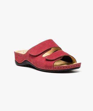 Sandale à brides avec points de réflexologie - 5 zones vue2 - 5 REFLEX ZONES - GEMO