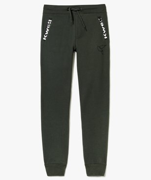 Pantalon de jogging molletonné garçon Kwell vue1 - KWELL - GEMO