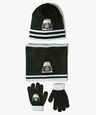 Ensemble bonnet, snood et gants - Star Wars vue1 - STAR WARS - GEMO