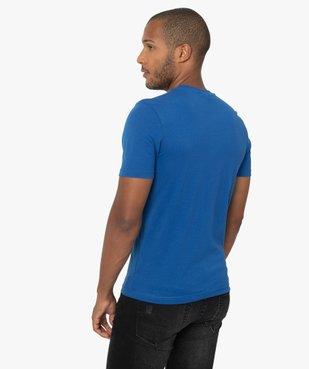 Tee-shirt homme à manches courtes à motif - Umbro vue3 - UMBRO - GEMO