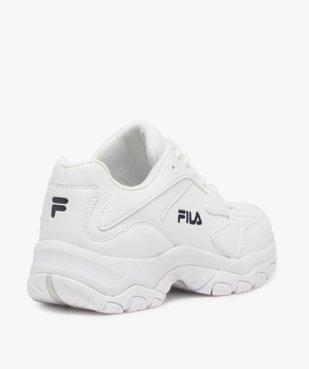 Basket femme grosse semelle dad shoes - FILA vue4 - FILA - Nikesneakers