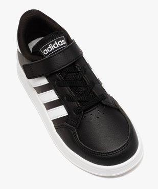 Baskets garçon à lacets et scratch – Adidas Breaknet vue5 - ADIDAS - Nikesneakers