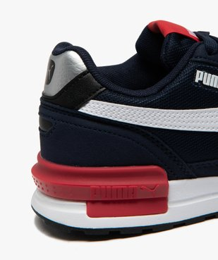 Baskets homme retro running – Puma Graviton vue6 - PUMA - GEMO