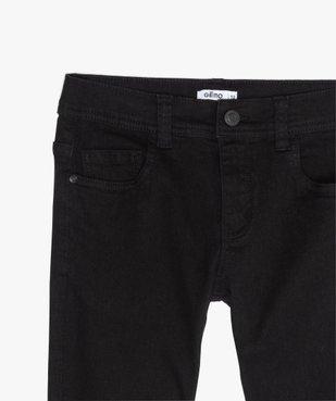 Jean garçon coupe skinny 5 poches vue2 - Nikesneakers (JUNIOR) - Nikesneakers